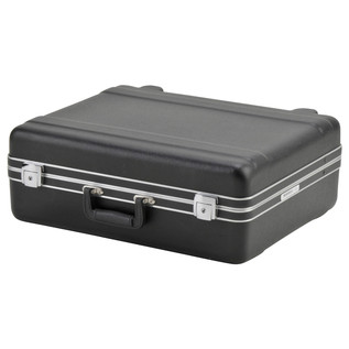 SKB Luggage Style Transport Case (2016-01) - Angled Closed