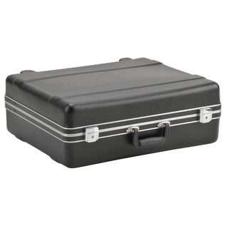 SKB Luggage Style Transport Case (2218-01) - Angled Closed
