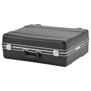 SKB Luggage Style Transport Case (2218-01) - Angled Closed 2
