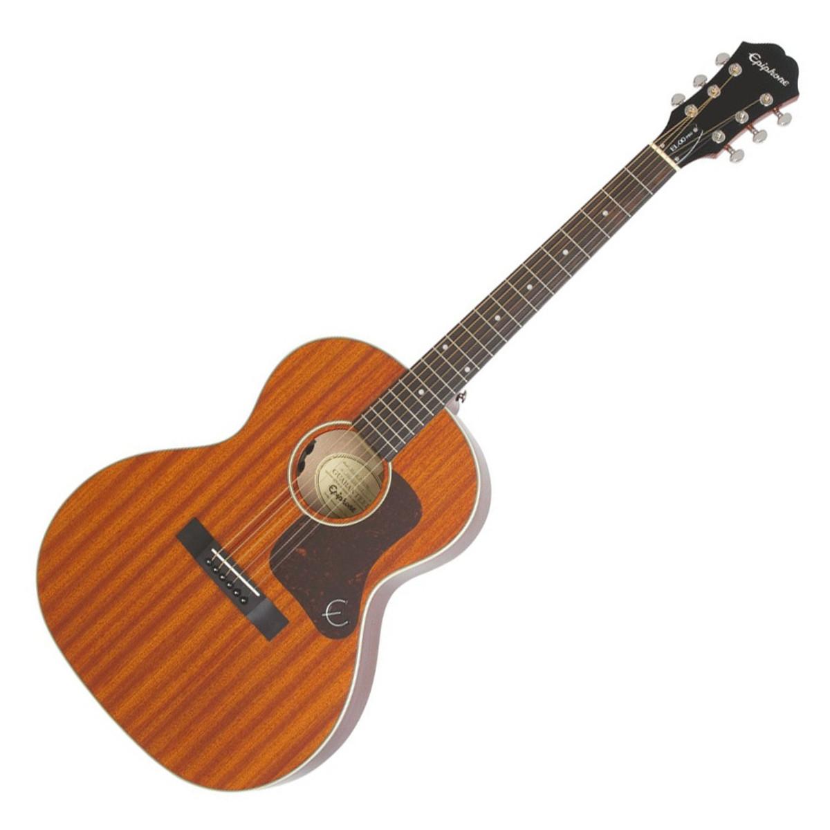 epiphone el 00 pro acajou guitare electro acoustique. Black Bedroom Furniture Sets. Home Design Ideas
