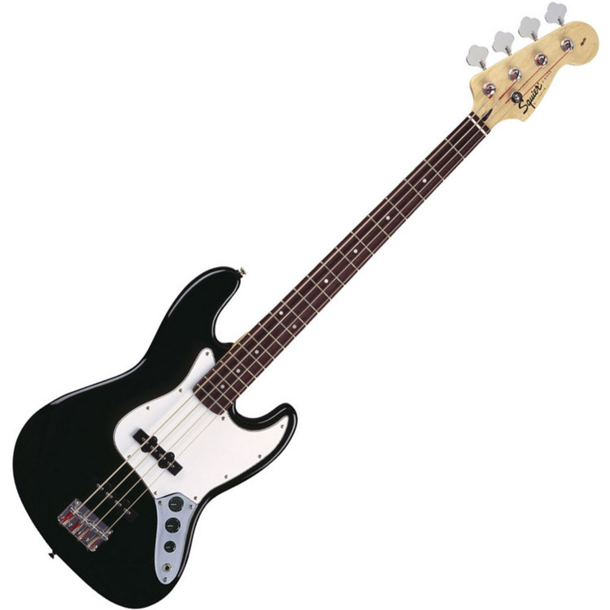 squier by fender affinity jazz bass black b stock at. Black Bedroom Furniture Sets. Home Design Ideas