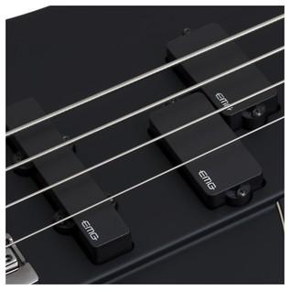 Schecter Sixx Bass Guitar EMG Pickups