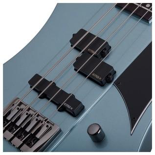 Schecter Nikki Sixx Bass EMG Pickups