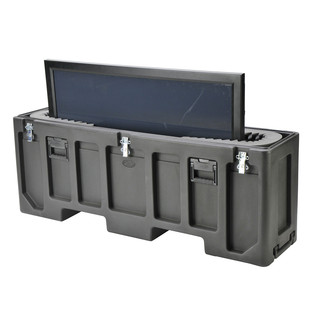 SKB LCD Monitor Case - Angled Open