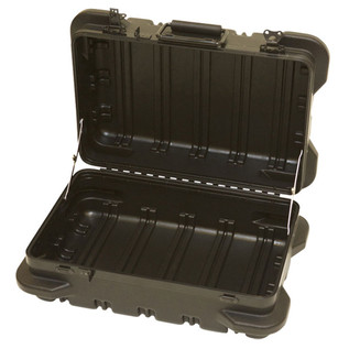 SKB Heavy Duty Case (1711-01) - Angled Open
