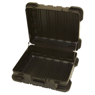 SKB Heavy Duty Case (1714-01) - Angled Open