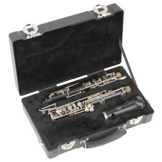 SKB Oboe Case - Angled Open