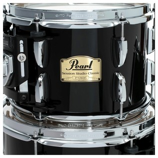 Pearl Session Studio Classic 22'' 4 Piece Shell Pack, Piano Black
