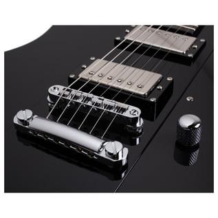 Schecter Robert Smith Ultracure Guitar Seymour Duncan 59 Humbuckers