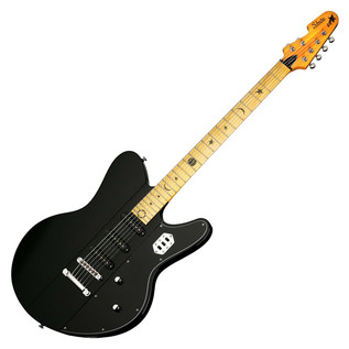 Schecter Robert Smith Ultracure-Vi Electric Guitar, Black