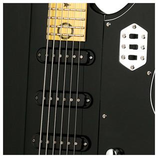 Schecter Robert Smith Ultracure-Vi Electric Guitar Vintage Jaguar Pickups