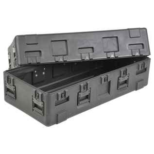 SKB R Series 5123-21 Waterproof Case (Empty) - Angled Open
