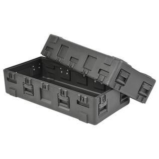 SKB R Series 5123-21 Waterproof Case (Empty) - Angled Open 2