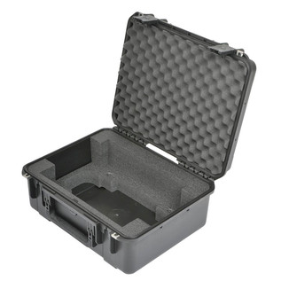 SKB Rane MP2015 And Sixty-Four Mixer Case - Angled Open