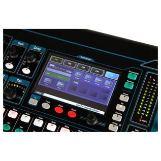 Allen and Heath Qu-16 Digital Mixer, Chrome Edition