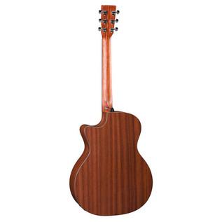 Martin GPCX1AE Electro Acoustic Guitar, Natural Back