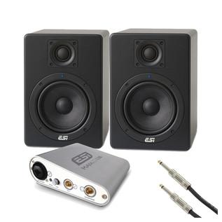 ESI aktiv 05 Recording Bundle
