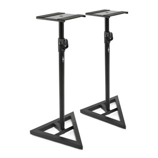 Studio Monitor Speaker Stands, Pair