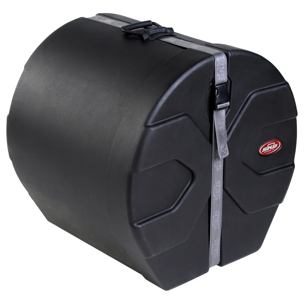 Skb 16 x 18 floor tom case with padded interior at for 16 floor tom case