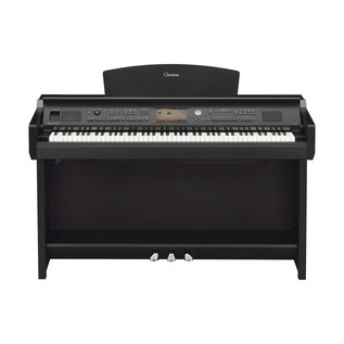 Yamaha CVP705 Clavinova Digital Piano, Polished Ebony