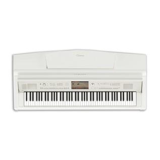 Yamaha CVP709 Clavinova Digital Piano, Polished White