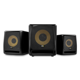 KRK 8s2 Active Subwoofer, with 10s2 and 12s2 Subwoofers