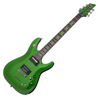 Schecter Kenny Hickey C-1 EX S Electric Guitar, Green