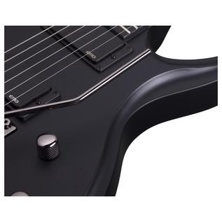 Schecter Tommy Victor Devil FLoyd Rose Guitar