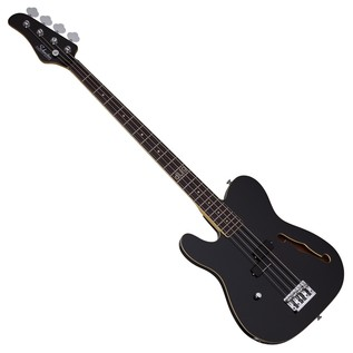 Schecter dUg Pinnick Baron-H Left Handed Bass,Black