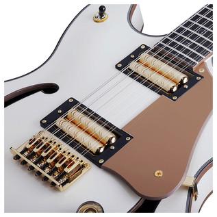 Schecter Wayne Hussey Corsair-12 Guitar