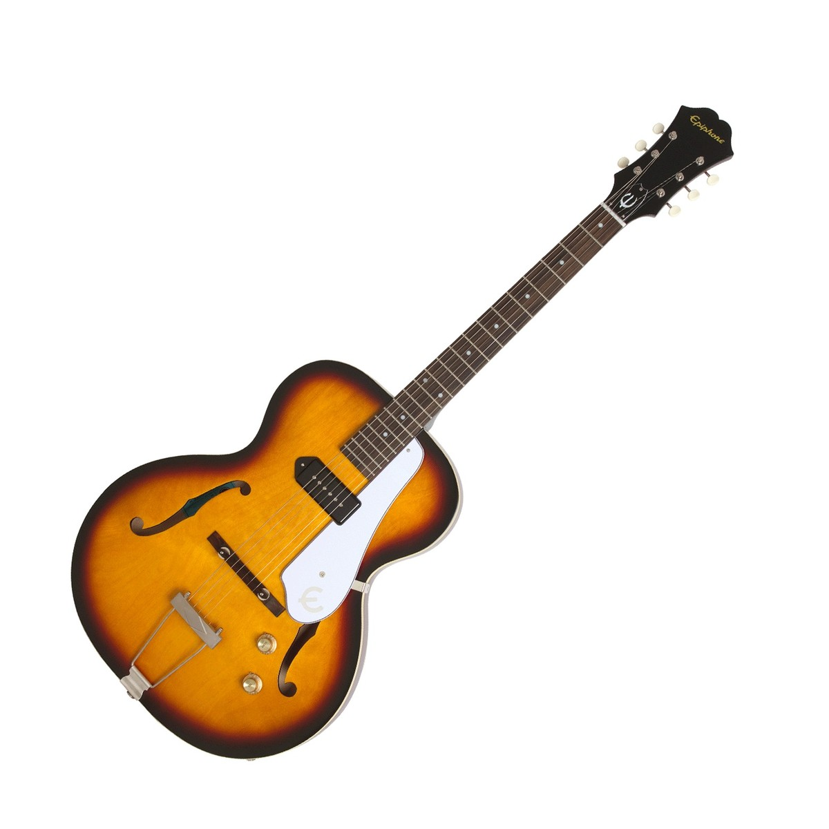 epiphone century inspired by 1966 vintage sunburst at. Black Bedroom Furniture Sets. Home Design Ideas