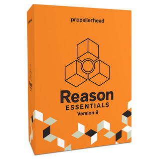 Propellerhead Reason Essentials 9 - Box
