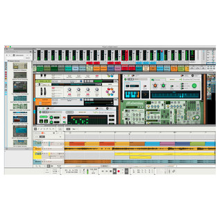 Propellerhead Reason 9 Upgrade from Adapted and Essentials - Screenshot