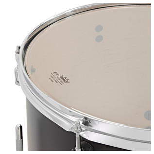 Pearl Decade Maple 22'' Am Fusion W/ Hardware Pack, Satin Blackburst