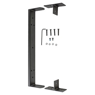 Electro Voice Wall Mount Bracket for ETX-12P, Black