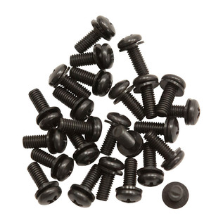 SKB Rack Screws and Washers (25-pack) - Screws & Washers