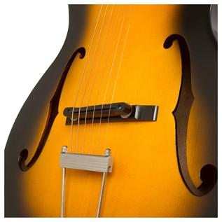 Epiphone Olympic Masterbilt Century, Violin Burst