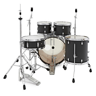 Pearl Decade Maple 20'' Fusion W Hardware Pack, Slate Black