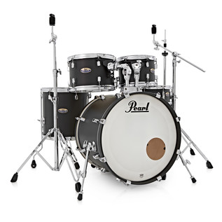 Pearl Decade Maple 22'' Fusion W/ Hardware Pack, Slate Black
