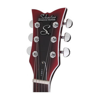 Schecter T S/H-1 Electric Guitar, Red
