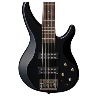 Yamaha TRBX305 5-String Bass Guitar, Black