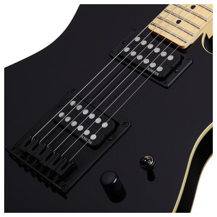 Schecter PT Electric Guitar SuperRock-II Pickups