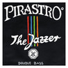 Pirastro Jazzer 3/4 Kontrabass D String, Ball End