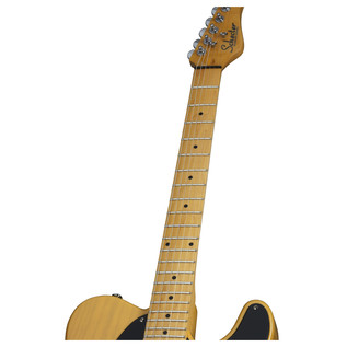 Schecter PT Standard Electric Guitar, Butterscotch Blonde