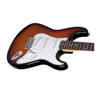 Schecter Traditional Standard Electric Guitar, Sunburst
