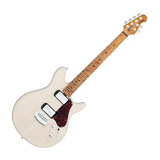 Music Man James Valentine Signature Guitar, Trans Buttermilk