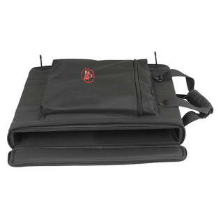 SKB 1U Soft Rack Case - Front Open