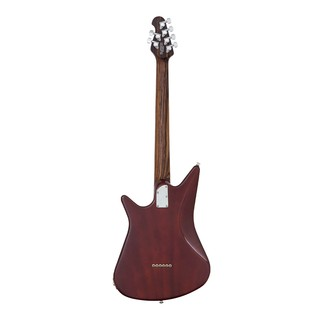 Music Man Albert Lee HH Signature Guitar, Trans Walnut