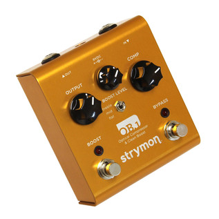 Strymon OB.1 Clean Boost and Compressor