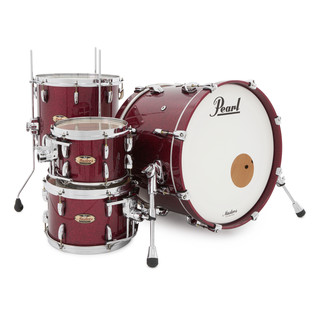 Pearl Masters Maple Reserve 20 Shell Pack, Saphir Bordeaux Sparkle